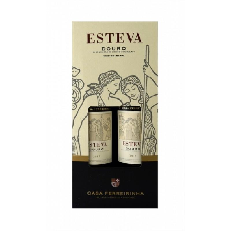 VINHO ESTEVA TINTO PACK 2 Bottles