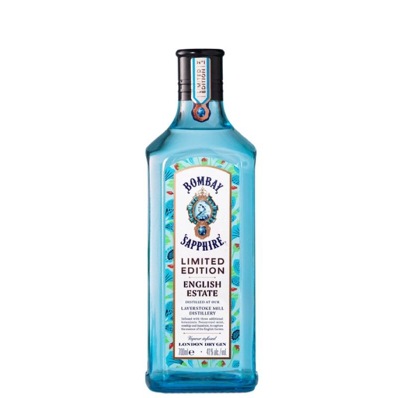GIN BOMBAY SAPPHIRE LIMITED EDITION