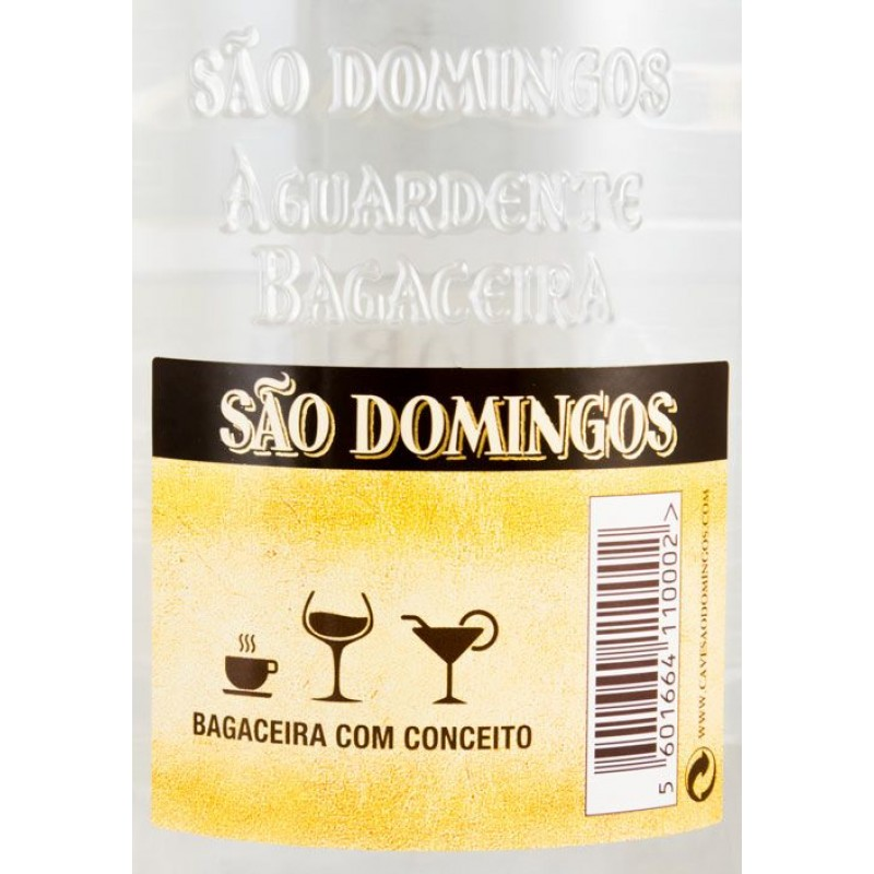 AGUARDENTE SÃO DOMINGOS 1 Liter