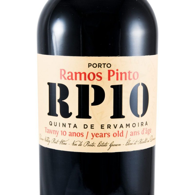 PORTO RAMOS PINTO 10 YEARS ERVAMOIRA