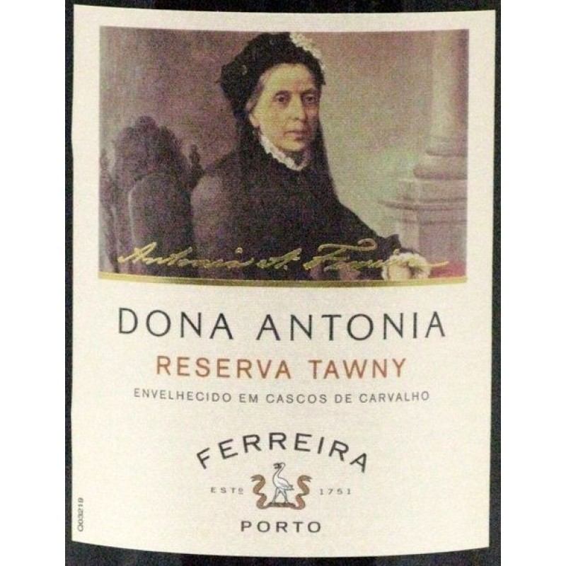 PORTO FERREIRA DONA ANTONIA RESERVE TAWNY