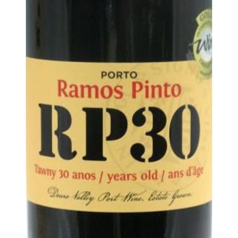 PORTO RAMOS PINTO 30 YEARS