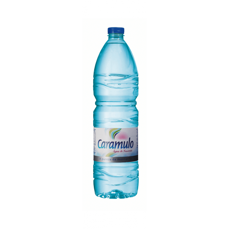 Agua Caramulo 1.5L Pet