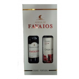 PACK FAVAIOS-1 MOSCATEL+1 CASA VELHO TTO