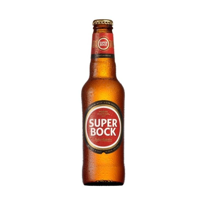 Super Bock 0.33 TP cx 24