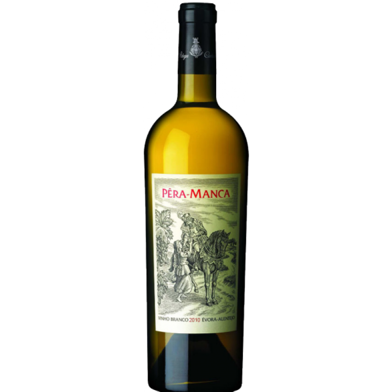 VINHO PERA MANCA BRANCO 1.5L W/ WOOD CASE