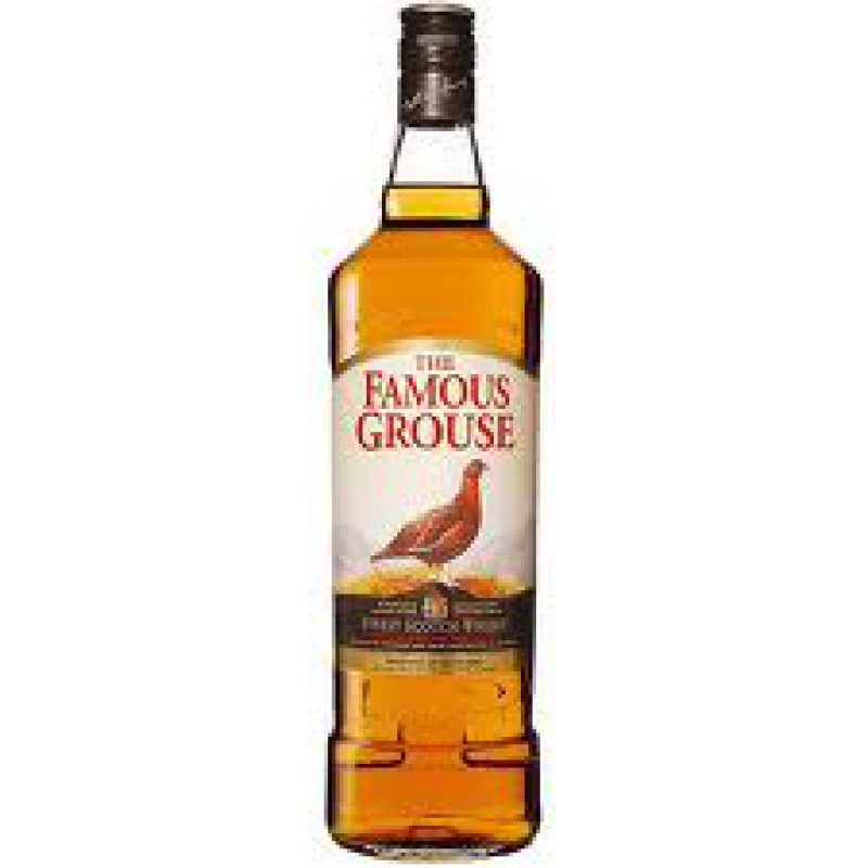 WHISKY FAMOUSE GROUSE